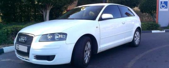 Audi A3: 2008
