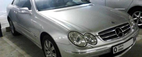 Mercedes SLK 200: 2007